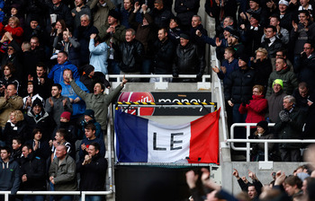 Foreign Legion Having an Effect on Toon Fans
