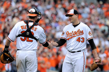 Closer Jim Johnson was just one of several Orioles who fared better away from Camden Yards in 2012.
