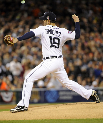 As long as Anibal Sanchez continues to improve his ground-ball rate, he will thrive at Comerica Park.