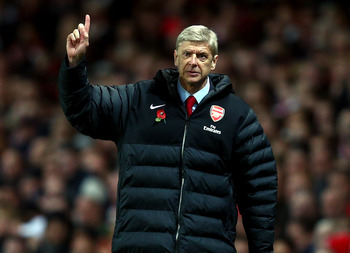 Arsene Wenger must instill confidence in his players