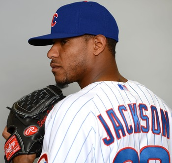 Edwin Jackson.