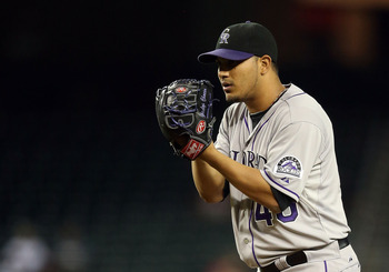 Jhoulys Chacin.