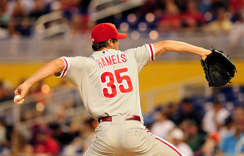 Cole Hamels.