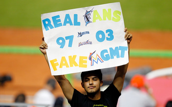 Marlins fan.