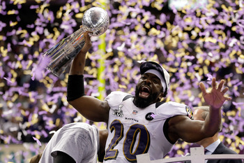 Will Ed Reed be wearing a different uniform in 2013?