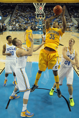 Junior forward Richard Solomon again UCLA.
