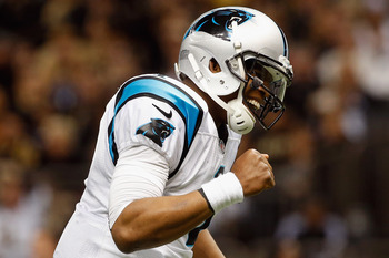 Cam Newton must mature to take the next step.