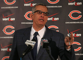 New Bears coach Marc Trestman is charged with fixing Jay Cutler.