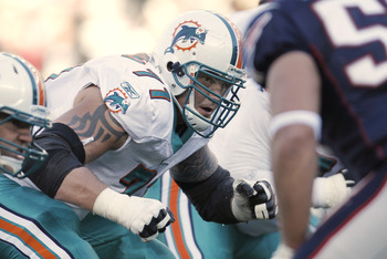 The Dolphins should retain Jake Long.