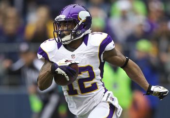The Vikings must not hold on to Percy Harvin.