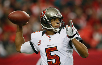 The Bucs need to see improvement from Josh Freeman.