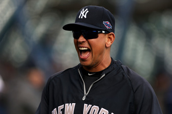 A-Rod's laughing all the way to the bank.