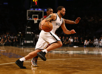 Deron Williams has battled through fatigue and injury this season.
