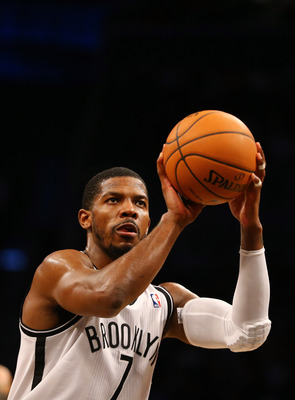 Joe Johnson has struggled to find his shot this season.