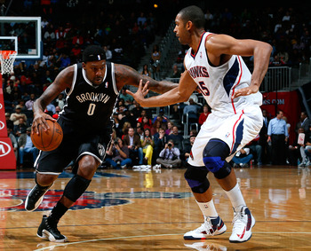 Andray Blatche is the Nets' leading bench scorer.