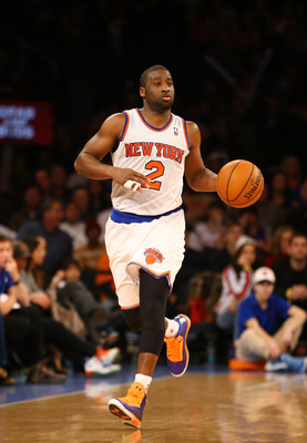 Felton lost all the weight he gained last season and has played much better in the Big Apple.