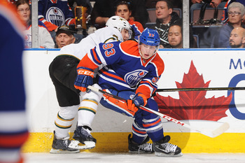 No one will ever be Gretzky, but RNH has a very similar skill set.