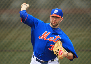 New Mets pitcher Shaun Marcum hopes to supply stability to the starting rotation.