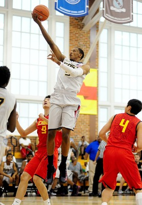 Williams is one of the best forwards in the 2013 class.