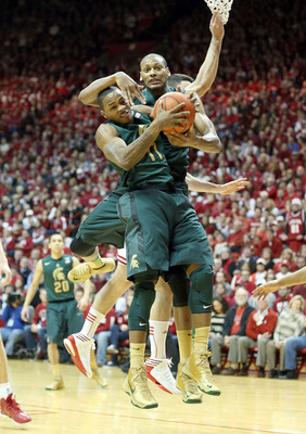The Spartans must glue their hands to the ball Tuesday. Indiana leaves little room for error.