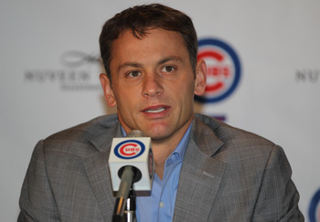 General manager Jed Hoyer has already made quite an impression in Chicago with a number of shrewd moves since taking over.