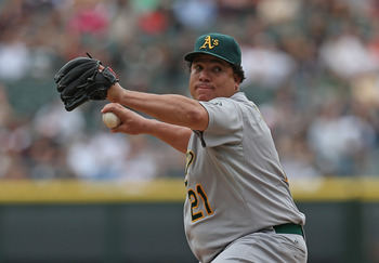 Where does Bartolo Colon fit into the rotation?