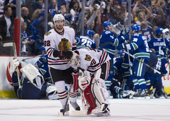 Last time out, Vancouver beat Chicago in the 2010-11 playoffs.