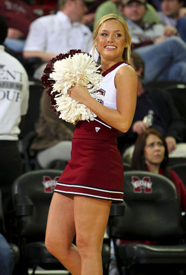 Pictured: One of the only good things about Mississippi State basketball