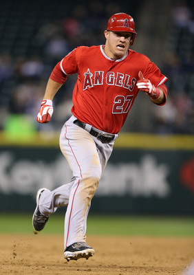 Can Mike Trout replicate his phenomenal rookie season?
