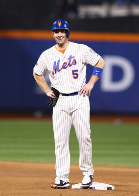 Although no longer a 30/30 threat, David Wright still produces gaudy numbers.