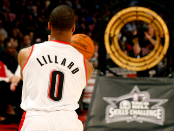 Lillard is set to be a top point guard for many years to come