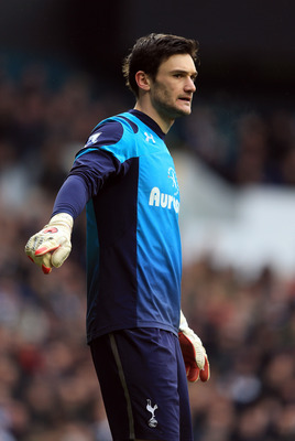 Hugo Lloris.