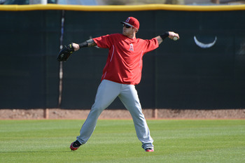Josh Hamilton adds even more power to the Angels' batting order.