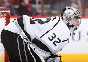 Quick and the Kings are experiencing a Stanley Cup hangover.