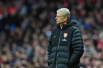 Wenger must send his side out with a high tempo