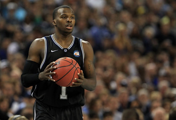 A former Butler standout, Mack is a possible solution to the C's depth at guard.