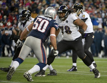 Bryant McKinnie's play in postseason makes him a 2013 sleeper.
