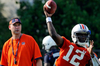 Auburn QB Jonathan Wallace (Courtesy of al.com)
