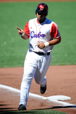 Jose Dariel Abreu is the next big thing in Cuba.
