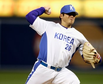 Jae Weong Seo knows how to get MLB batters out.