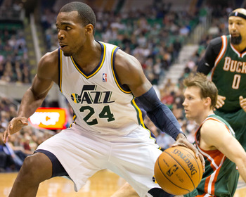 Utah Jazz's Paul Millsap