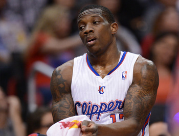Los Angeles Clippers' Eric Bledsoe