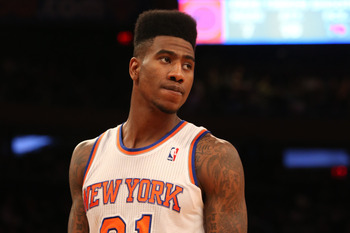 New York Knicks Iman Shumpert