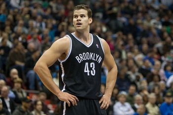 Brooklyn Nets' Kris Humphries