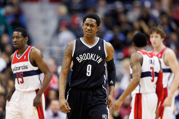 MarShon Brooks has shown potential as a scorer.