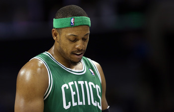 Paul Pierce is staying in Boston, thank you very much