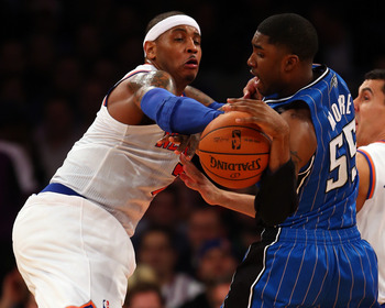 The Knicks looked good early, but can they keep it up?