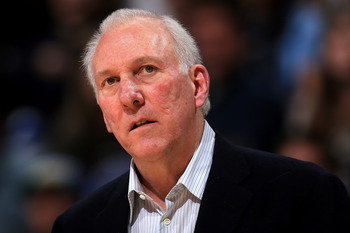 Gregg Popovich and the Spurs will reach their fifth NBA Final