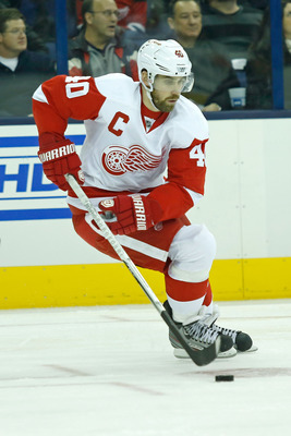 Hockey Town would be in serious trouble without Henrik Zetterberg.