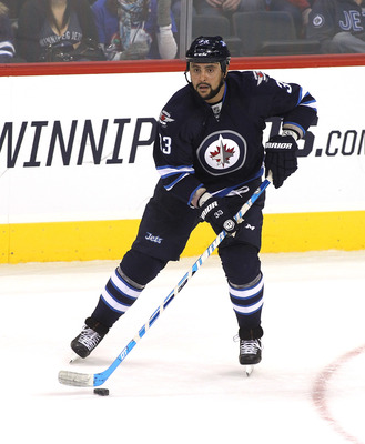 Dustin Byfuglien is someone the Jets should build around.